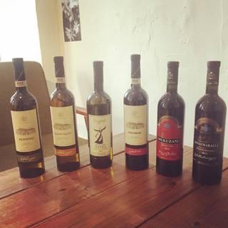 自然派ワイン「グルジアワイン」をグラスでもお楽しみ頂けます