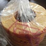 乳糖製菓 - バームクーヘン メープル味@300円!