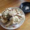 そば切りやま田 - 料理写真:きのこ天ぷら 500円