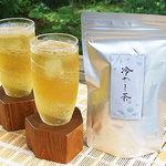 ばん茶茶屋 - 冷やし茶