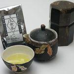 ばん茶茶屋 - 上煎茶