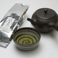 ばん茶茶屋 - 玄米茶