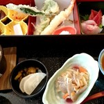 いおり - 料理写真:いおり三升弁当