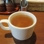 フジオ軒 - オニオンスープ