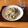 三川内の里 - 料理写真:皿うどん太麺です。