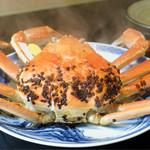 川喜 - 茹で蟹