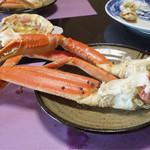 川喜 - 蟹の脚