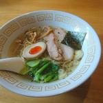 麺屋 藤 - 阿波地鶏塩ラーメン