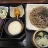 食事処 旬菜亭 - 料理写真:ざるそば健康セット