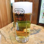 64418425 - なると 本店 「生ビール」