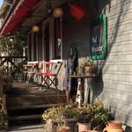 ラカーサ・デルカフェ・バルミュゼット - 北青山の『reSt』や九十九里の『Sghr cafe』もミュゼットさんの珈琲豆だそう。 I appreciate Salon-sama&Nin-sama 's care and kindness.