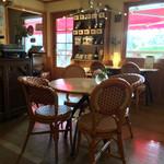 ラカーサ・デルカフェ・バルミュゼット - 住宅街の小さな可愛い、珈琲もスイーツもとっても美味しいカフェです♡