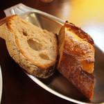 レブール - ランチのパン