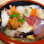 64419999 - 海鮮丼セット(1,500円)