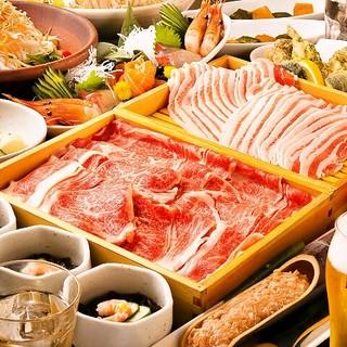 飲み放題付宴会コースが全8品2,980円~