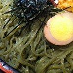 6442573 - 笹切りうどん麺アップ