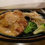 ふらんす亭 - チキンステーキ てりマヨソース 630円