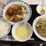 Kai Hin Rou - 日替りランチ 850円