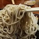 飯島屋 - 蕎麦リフト 2017.3