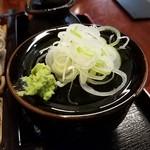 飯島屋 - 薬味