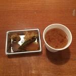 安藤醸造 - 試飲、試食