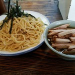 丸長中華そば店 - やっと食べられました。ご対麺11:35