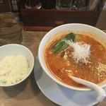 担々麺 七福朗 - 担々麺大辛