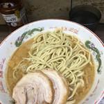 ラーメン二郎 - 小野菜抜きニンニク抜き(2017/03)