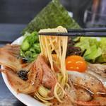 熊本中華そば せからしか - 麺リフト