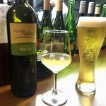 粋季 - 白ワイン・生ビール