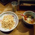 麺や 六三六 - ¥700