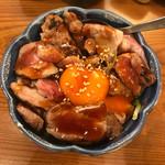 龍馬 軍鶏農場 - 軍鶏ユッケ