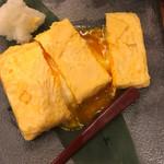 龍馬 軍鶏農場 - 卵焼き