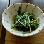 64428431 - 水菜の煮物