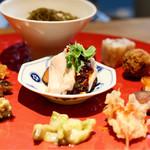 明道町中国菜 一星 - 前菜11種