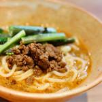 明道町中国菜 一星 - 坦々麺