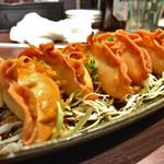 肉餃子専門店 THE GYO - 油淋餃子