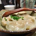 肉餃子専門店 THE GYO - 水餃子