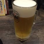 64429303 - 生ビール