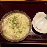 喜八亭 - 居食や 喜八亭(鶏雑炊)