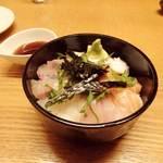 喜八亭 - 居食や 喜八亭(海鮮丼)