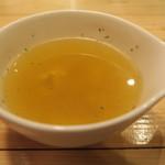ハピドン - スープも