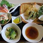 おごじょ旬菜旬魚 - 料理写真:おごじょご膳