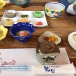 由布岳一望の宿 美星 - 料理写真: