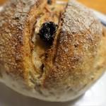 キビヤベーカリー - 料理写真:レーズンパン