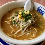 風風ラーメン - 料理写真:味噌ラーメン