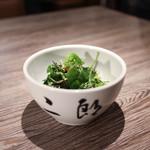 A5焼肉&手打ち冷麺 二郎 - 二郎サラダ☆