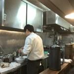 無銘 - 厨房