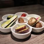 A5焼肉&手打ち冷麺 二郎 - Grill 野菜☆
