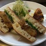 gite - 白金豚の煮豚カツサンド